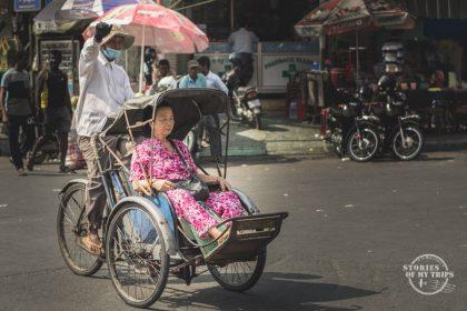Cambodia, transportation, tuk tuk