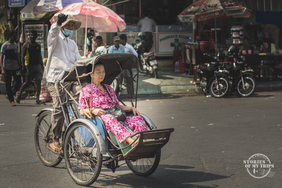HOW TO TRAVEL AROUND CAMBODIA: Routes and Transportation