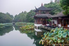 China, Hangzhuo, lake