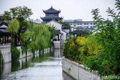 China, Suzhou, river