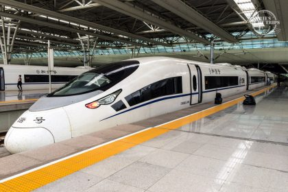 China, Transportation, High speed train