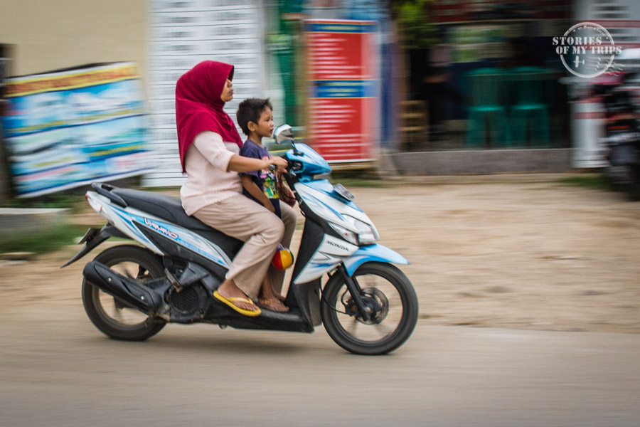 HOW TO TRAVEL AROUND INDONESIA: Transportation and Routes