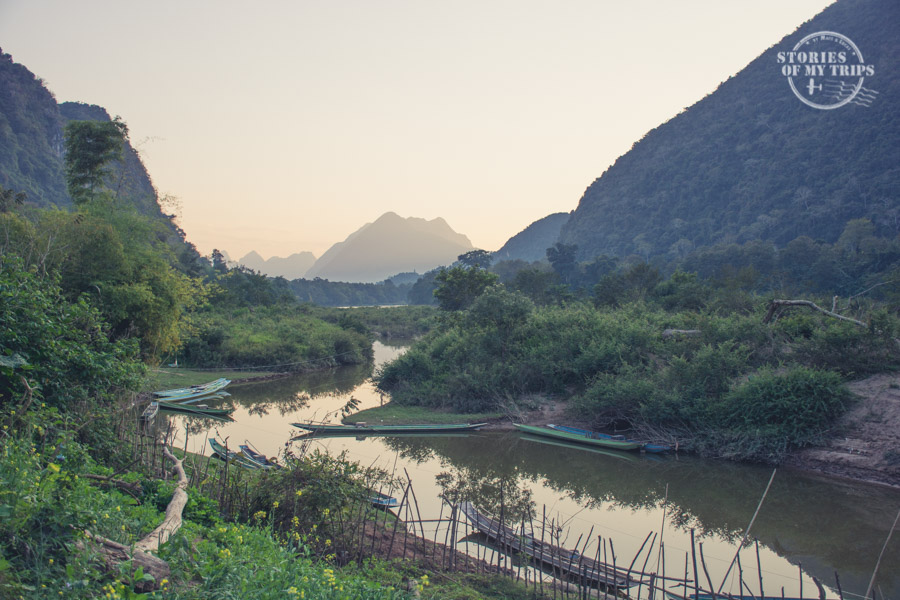 Laos-Mountains