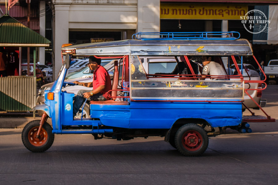 HOW TO TRAVEL AROUND LAOS: Routes and Transportation