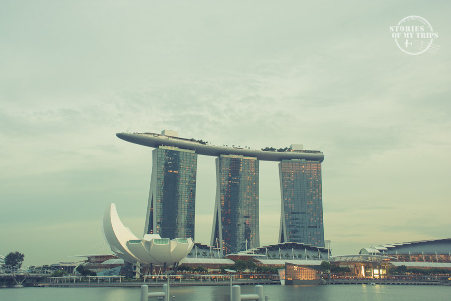 Singapur-Marina Bay Sands