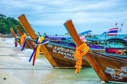 Thailand, Transportation, boats