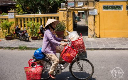 Vietnam, transportation, bycicle