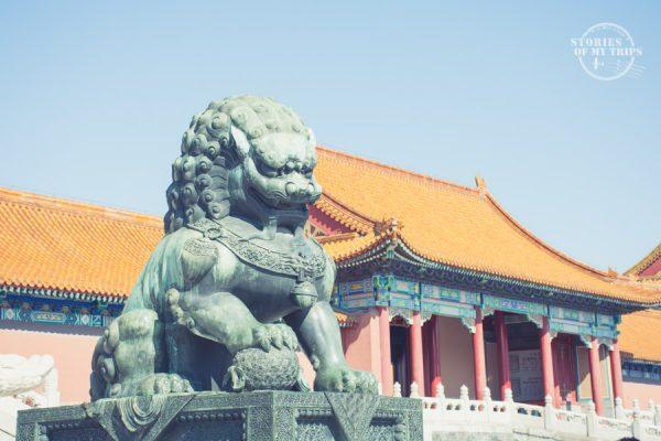 China-Forbidden Palace