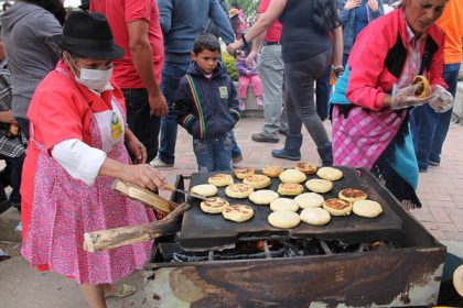 Colombia, Arepas