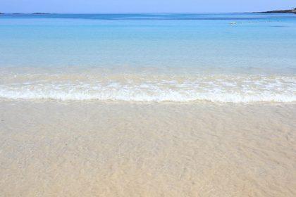 Colombia, Cartagena, Playa blanca