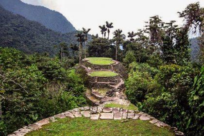 Colombia, Ciudad Perdida