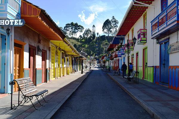 Colombia, Salento