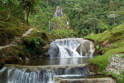 Colombia, Santa Rosa del Cabal, Termales