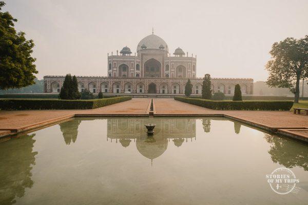 India Delhi Humayun Tomb