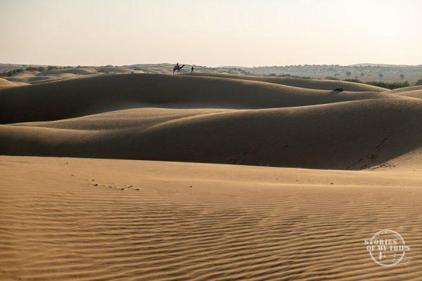India Jaisalmer Desert