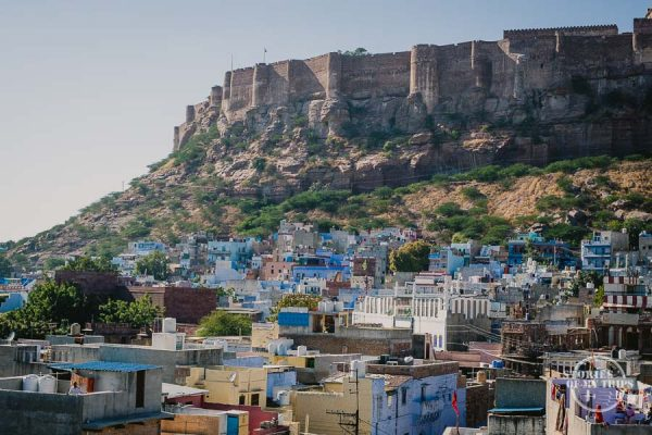 India Jodhpur city