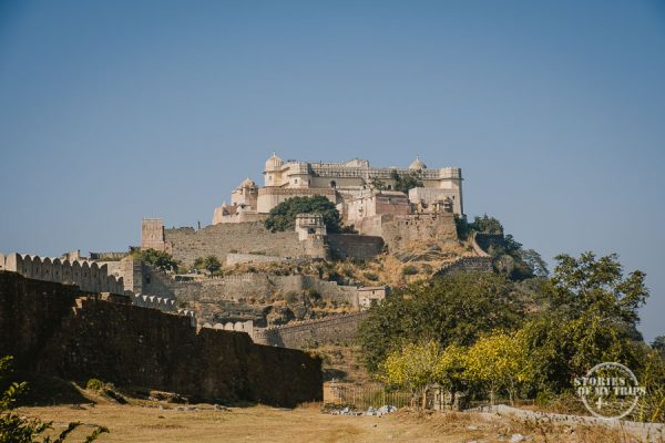 India Kumbhalgarh Fort