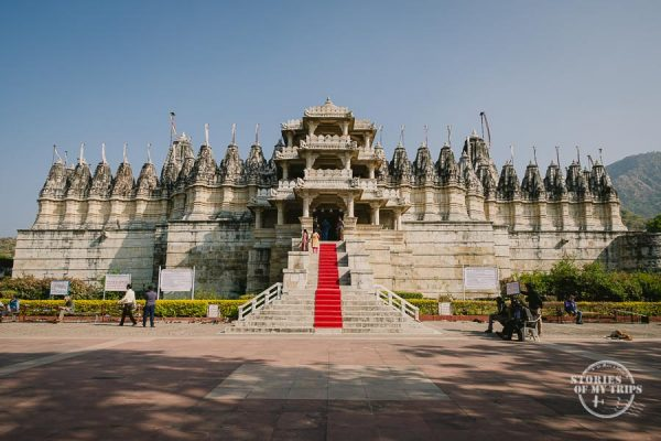 India Ranakpur Temple