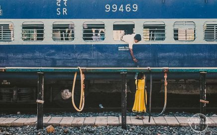 India Trains photo by Omar Jabri