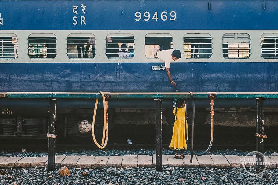 India Trains (Photo by Omar Jabri on Unsplash)