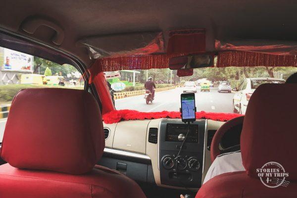 Uber in India