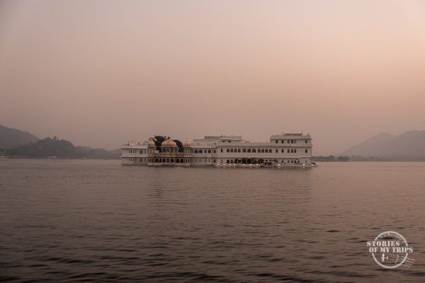 India Udaipur Lake