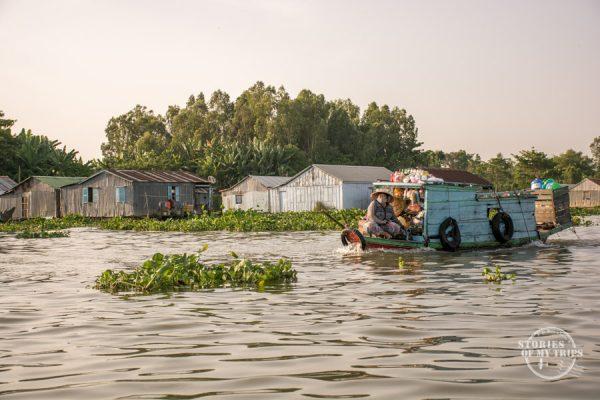 Chau Doc River